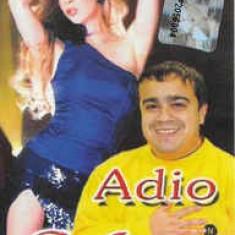 Caseta Adio Salomé Episodul 3, originala, manele