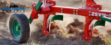 Plug reversibil Agro-Masz POM 2-3 trupițe