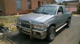 Nissan KingCab D21 Pickup TD25 ( navara ), Motorina/Diesel, Jeep