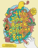Indie Rock Coloring Book | Yellow Bird Project