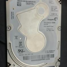 """Seagate ST500LX012/ 500GB Ultra Mobile SSHD 8 GB NAND Flash 5mm 2.5 """"SATA HDD"""