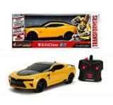 Cumpara ieftin Masinuta cu telecomanda Transformers, Chevy Camaro Bumblebee