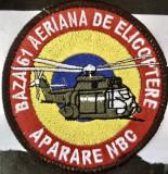 Emblema aviatie Bz 61 Aeriana