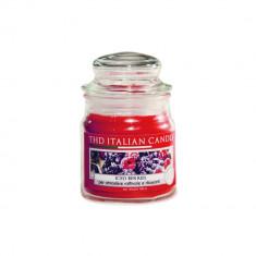 Lumanare parfumata The Premium Small Iced Berries