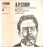 Cumpara ieftin Opere III - A. P. Cehov - Un Roman Cu Un Contrabas, Fericirea, 1989, A.P. Cehov