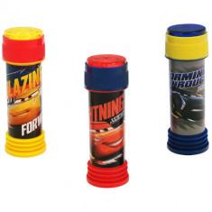 Set 3 Tuburi Baloane de Sapun Cars