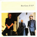 Bee Gees - E.S.P (1987, Warner Bros.) Disc vinil single 7""