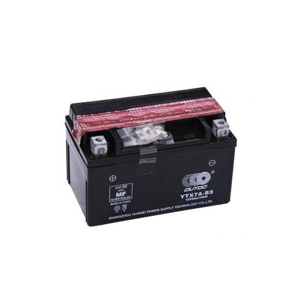 BATERIE – ACID – USCATA – MF – 12V 6Ah – YTX7A-BS (150x87x93)