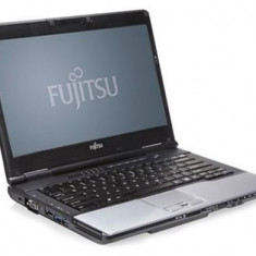 Laptop Fujitsu LifeBook S782 Intel Core i5 Gen 3 3340M 2.7 GHz, 4 GB DDR3, 160 GB HDD SATA, DVDRW, Wi-Fi, 3G, Bluetooth, WebCam, Display 14inch 1600
