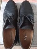 Pantofi barbati,din piele,masura 45