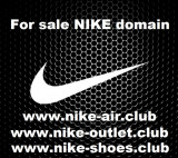 For sale premium domain  NIKE‑outlet.club