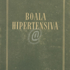 Boala hipertensiva (Editia I)