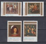 1983 LP 1085 REPRODUCERI DE ARTA CONTEMPORANA CORNELIU BABA SERIE MNH, Nestampilat