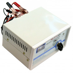 Redresor auto cu functie de protectie C18 AH 12 V