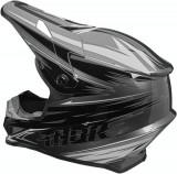 Casca Atv/Cross Thor Sector Warp negru/gri S Cod Produs: MX_NEW 01106039PE