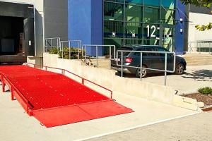 Durabile rampe de încărcare pentru vehicule utilitare AUSBAU-VR
