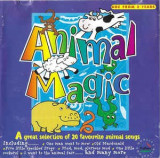CD Animal Magic , original, holograma