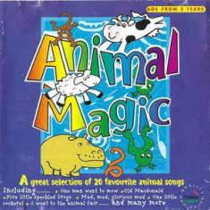 CD Animal Magic , original, holograma