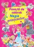 Povesti de colorat - Magia printeselor  , Aramis