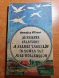 Minunata calatorie a lselmei lagerlof in lumea lui nils holgersson 1988