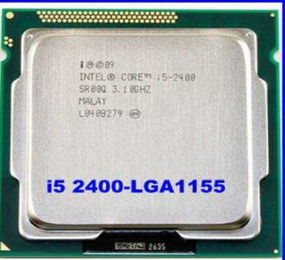 Procesor i5 2400 3.0Ghz-3.4Ghz Quadcore -Socket 1155 foto