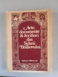 Vasile Oltean  - Acte, documente și scrisori din Șcheii Brașovului