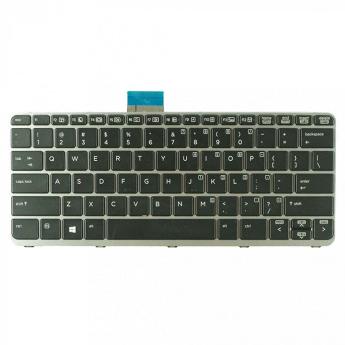 Tastatura Laptop, HP, Folio 1020 G1, iluminata, us