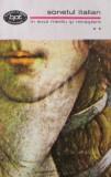 Sonetul italian in Evul Mediu si Renastere, vol. 2