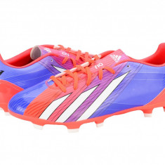 Ghete fotbal Adidas Performance F10 TRX FG Messi turbo-black-runwht G97729, 45 1/3, 46, Barbati