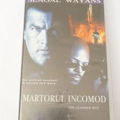 Caseta video VHS originala film tradus Ro - Martorul Incomod