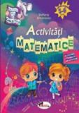 Cumpara ieftin Caietul meu de gradinita - Activitati matematice, 5-6 ani/Stefania Antonovici, Aramis
