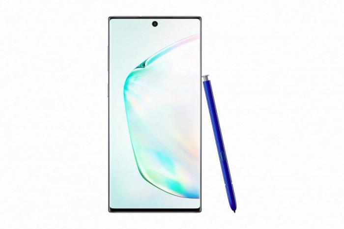 Telefon mobil Samsung Galaxy Note 10 Da Vinci Dual SIM 256GB 8GB RAM 4G Aura Glow