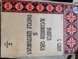 C. GANE - DOMNITA ALEXANDRINA GHICA SI CONTELE D ANTRAIGUES, 1937
