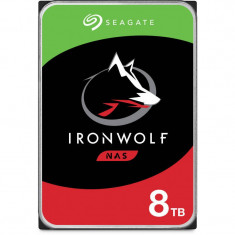 Hard disk Seagate IronWolf 8TB SATA-III 7200RPM 256MB