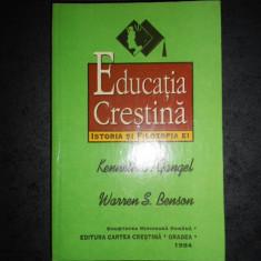 KENNETH O. GANGEL - EDUCATIA CRESTINA. ISTORIA SI FILOZOFIA EI