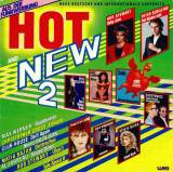 Vinil    Various ‎– Hot And New 2  LP (EX)