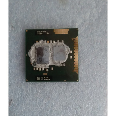 Processor Laptop - DELL INSPIRION N5040, i3-380M, SLBZX foto