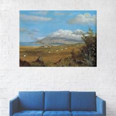 Tablou Canvas, Peisaj Pajiste - 20 x 25 cm