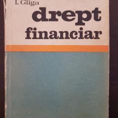 DREPT FINANCIAR - Gliga