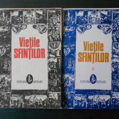 VIETILE SFINTILOR 2 volume