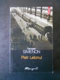 GEORGES SIMENON - PIETR LETONUL