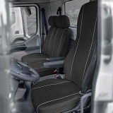 Huse scaun camion dedicate daf lf set 1+2 locuri - negru/gri, KEGEL-BLAZUSIAK