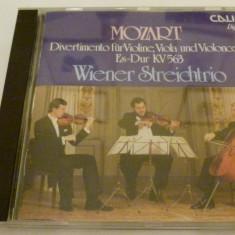 Mozart - kv 563