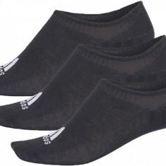 Șosete Adidas Performance Invisible Socks 3PP CV7409 pentru Unisex, Negru