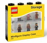 Cutie 8 minifigurine - neagra LEGO Storage
