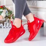 Pantofi sport Usami rosii -rl