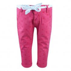 Pantaloni casual pentru fetite Vitamins KZ-07, Roz