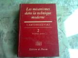 LES MECANISMES DANS LA TECHNIQUE MODERNE - I. ARTOBOLEVSKI VOL.2. PARTEA I *EDITIE IN LIMBA FRANCEZA)