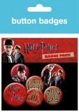 Insigne - Harry Potter - mai multe modele | GB Eye