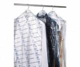 Set 4 huse pentru haine Cassye 62x95 cm
